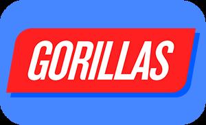 logo gorillas bezorgservice
